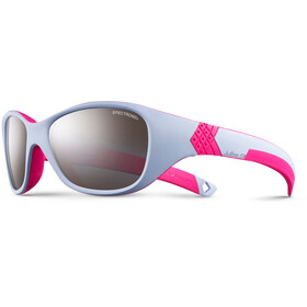 Julbo Solan Spectron 3+ Sunglasses Kids 4-6Y Lavender/Pink-Gray Flash Silver